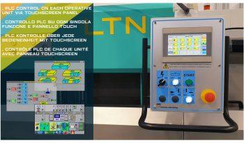LTN | Lucidatoro rettilinea orizzontale full